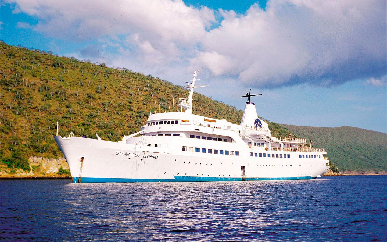 GALAPAGOS LEGEND SHIP
