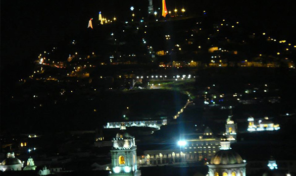 QUITO NIGHT CITY TOUR