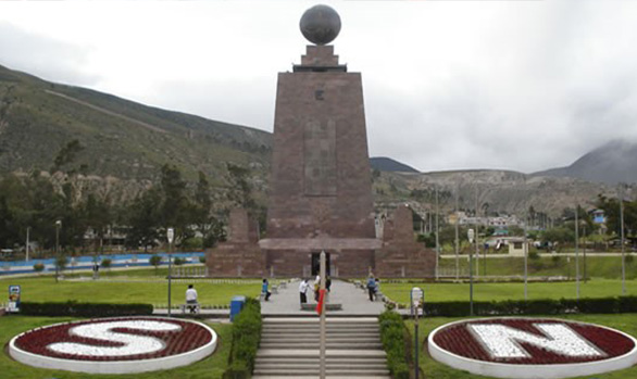 EQUATORIAL MONUMENT TOUR
