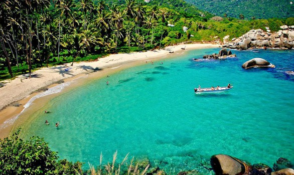 THREE PEARLS OF THE COLOMBIAN CARIBBEAN (7 NIGHTS)